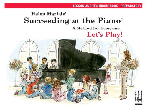 All In One Approach to Succeeding at the Piano Preperatory A Book/CD