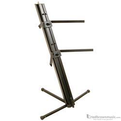 On-Stage Stand Keyboard Quantum Core Column 2 Tier KS9102