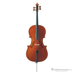 Yamaha AVC5 Student Braviol Series Cello 1/2 Size Rental Outfit
