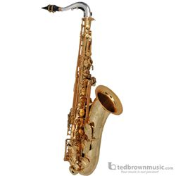 "Cannonball T5-L Professional Stone Series Tenor Saxophone ""Display Model"" Gold Lacquer Finish"