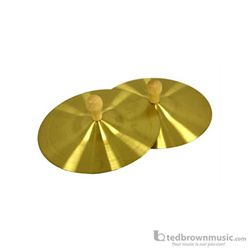 "Rhythm Band Cymbals Band with Knobs 7"" RB732"