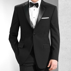 Formal Wear International Tuxedo Jacket Polyester CA4501