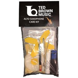 Ted Brown Music Alto Saxophone Maintenance Kit