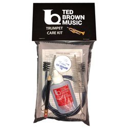Ted Brown Music Lacquer Trumpet Maintenance Kit