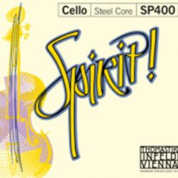 Cello Strings Spirit Full Set