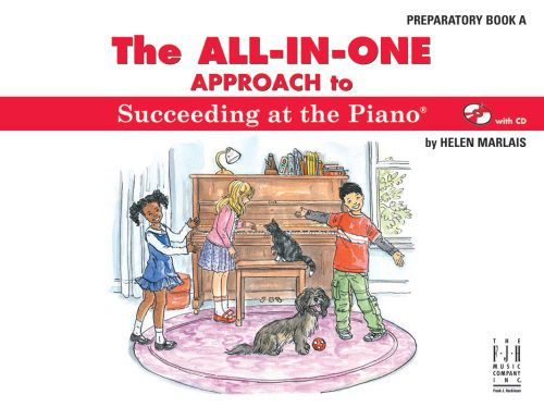 All in One Succeeding Merry Christmas Prep A Piano