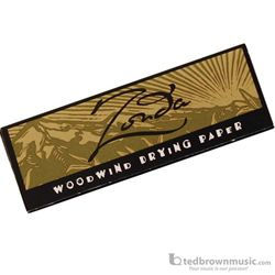 Zonda Drying Paper Pad Woodwind 50 Pack 1001ZON