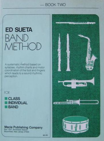 Ed Sueta Band Method #2 Alto Sax