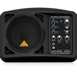 Powered Speaker Behringer B205D