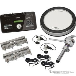 Yamaha DTX-580 Hybrid Add-On Pack with DTX-502