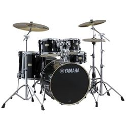 "Yamaha Birch Stage Custom 5-Piece With 22"" Kick and HW-680W Hardware Pack"