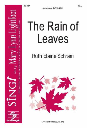 The Rain of Leaves (Choral) SSA