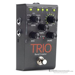 Digitech TRIO Band Creator Effect Pedal