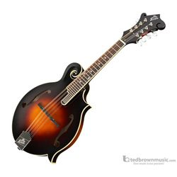 Loar All Solid Wood F Syle Mandolin