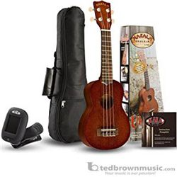 Kala MK-S Ukulele Package W/ Bag and Tuner