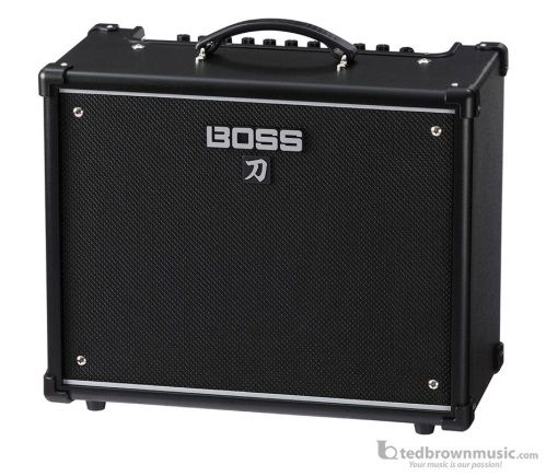 Boss Katana 50 Watt Amp with 1 x 12 inch Speaker