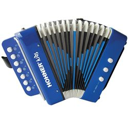 Hohner Kids UC102 Blue Kids Accordion