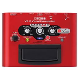 Vocal Harmony Pedal Boss VE-2