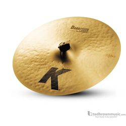 "Zildjian K090115"" K Series Dark Thin Crash Cymbal"