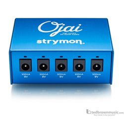 Strymon Ojai High Current, DC Power Distribution