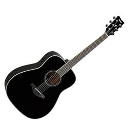 Yamaha FG-TA TransAcoustic Dreadnought Acoustic Electric Guitar