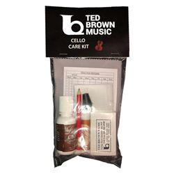 Ted Brown Music Cello Maintenance Kit