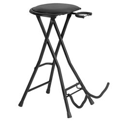 Peachy Guitar Stool With Stand And Footrest Ocoug Best Dining Table And Chair Ideas Images Ocougorg