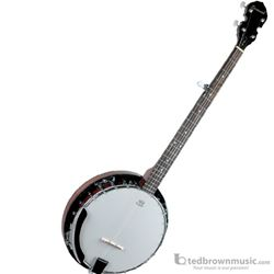 Savannah SB100 Geared Resonator Banjo