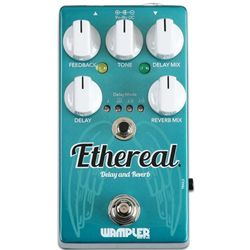 Delay and Reverb Pedal