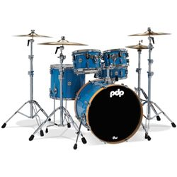 Pacific PDLT2215BO Limited Edition 5-Piece Concept Series Shell Pack
