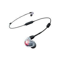 Earphones Shure CLEAR SE846 W/UNI AND RMCE-BT1