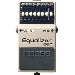 7-Band Graphic Equalizer