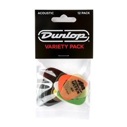 Dunlop PVP112 Acoustic Variety Pick Pack