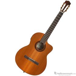 Cordoba C5-CE Cutaway Acoustic-Electric Guitar with Cedar Top