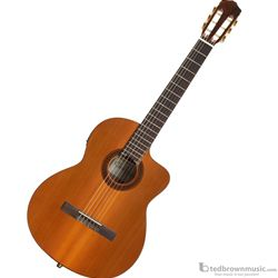 Cordoba C5-CET Classical Cutaway Thin Body Acoustic-Electric Guitar