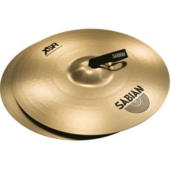 "Cymbals Sabian 18"" Concert Band XSR Pair"