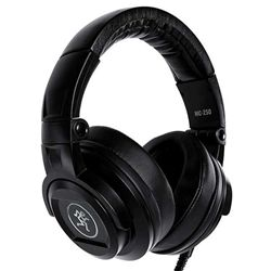 Mackie MC-250 Closed-Back Professional Over-Ear Headphones