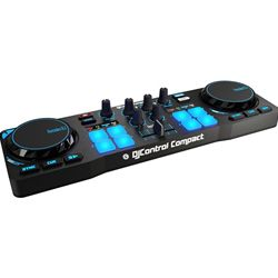 Hercules DJ Compact Controller With Software
