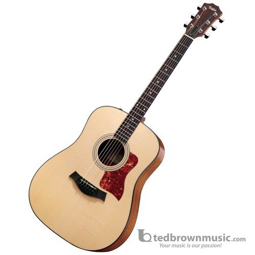 Ted Brown Music Taylor 110e Dreadnough Acoustic Electric Guitar