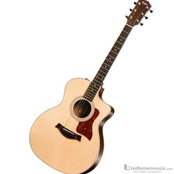 Taylor 214CE Grand Auditorium Cutaway Acoustic-Electric Guitar