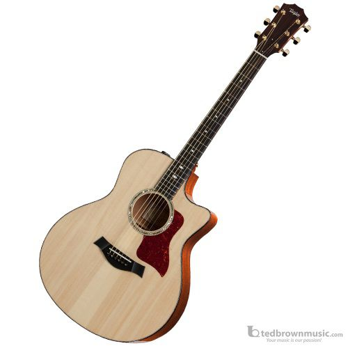Taylor 516CE Grand Symphony Cutaway Acoustic-Electric Guitar