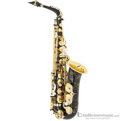 Selmer 52JBL Paris Model Professional Series II Alto Saxophone Black Lacquer
