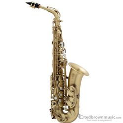 Selmer 72F Paris Model Professional Reference 54 Alto Saxophone Vintage Matte Finish