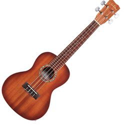Ukulele Concert Mahogany with pickup