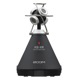 Virtual Reality 360 degree HQ audio recorder for video