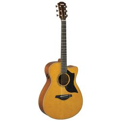Yamaha AC5M Acoustic Electric Guitar With Solid Sitka Top