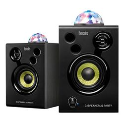 Hercules DJ 32 Party Powered Speakers