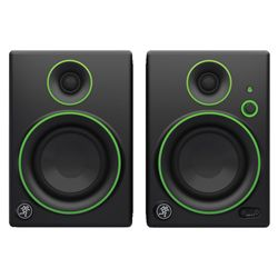 Mackie CR4BT Powered Studio Monitor Computer Speakers With Bluetooth