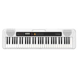 Casio CT-S200 White Portable 61-Key Keyboard
