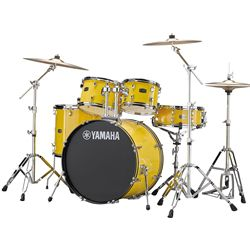 "Yamaha Rydeen 5pc Shell Pack w/ 20"" Bass Drum"